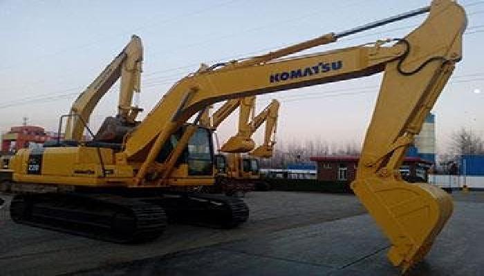 金洋2小松注冊挖掘機PC220-7