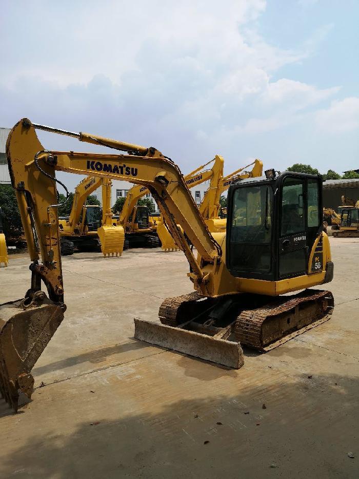 小松挖掘机PC56-7