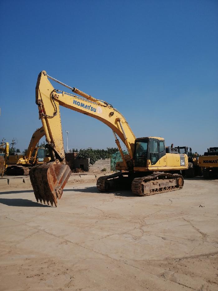 小松挖掘机PC360-7