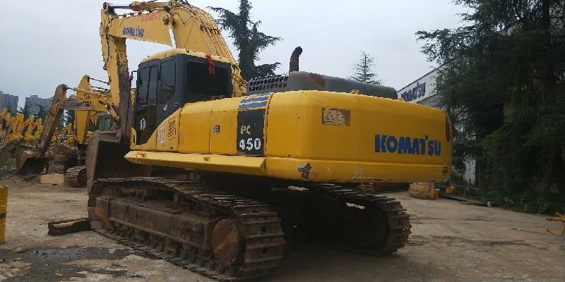 恒耀小松挖掘机PC450-7