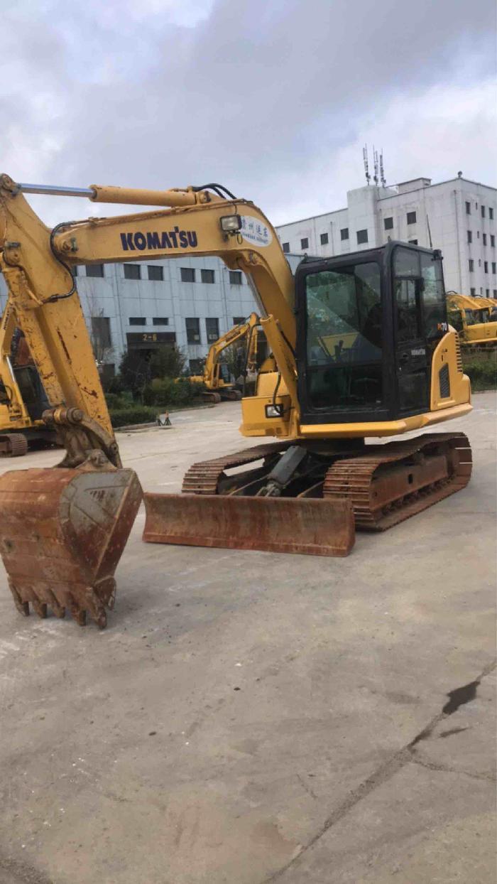 恒耀小松挖掘机PC70-8B