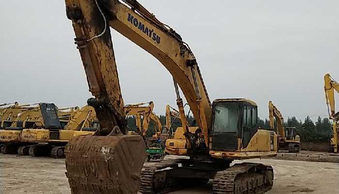 金洋2小松注册挖掘机PC360-7